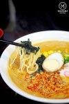 Tan Tan Ramen, $10.50: Miyama, Sydney CBD. Sydney Food Blog Review