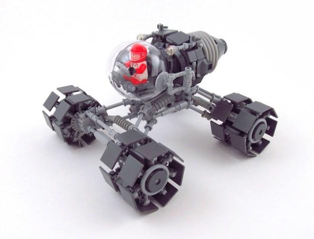 Rover SCP-1