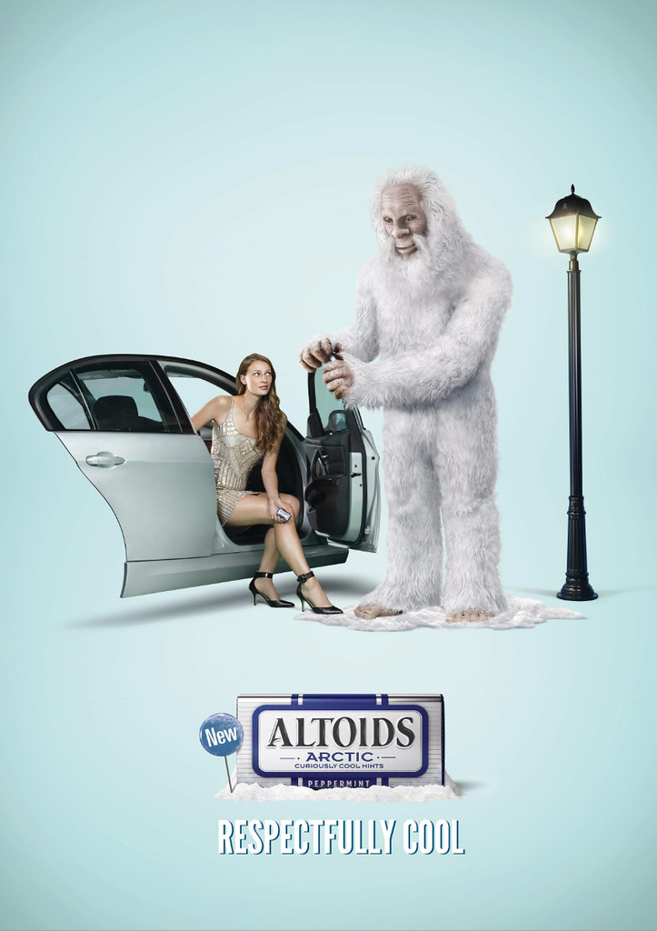 Altoids Artic - Respectfully Cool 1