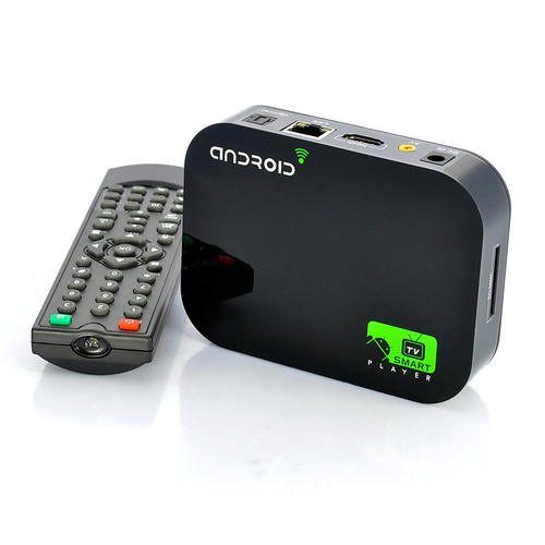 ¿Qué es Android Box TV?
