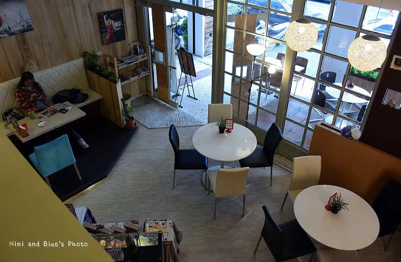 台中科博館早午餐In Cafe 浸在咖啡23