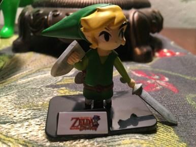 Teeny, tiny Link!