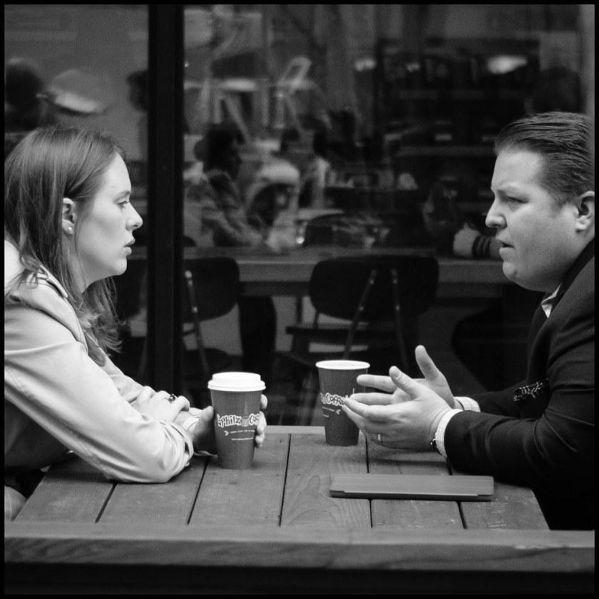 Morning Coffee - San Francisco - 2016
