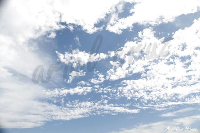 Nubes - Isla de Pascua