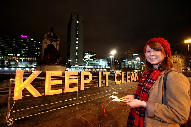Keep It Clean - Launch of Green Energy Declaration