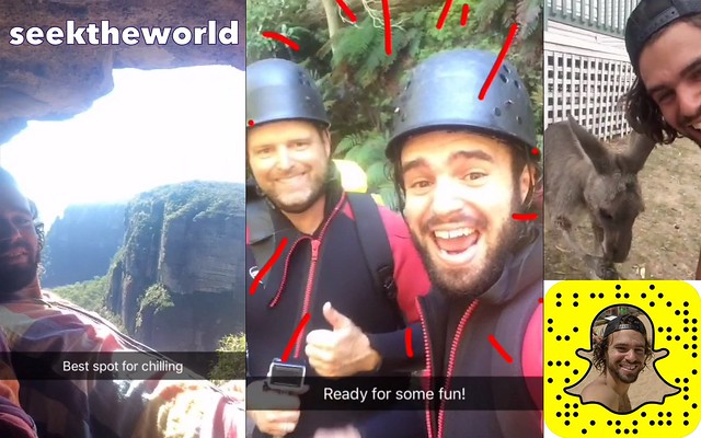 Travel Snapchatters_seektheworld