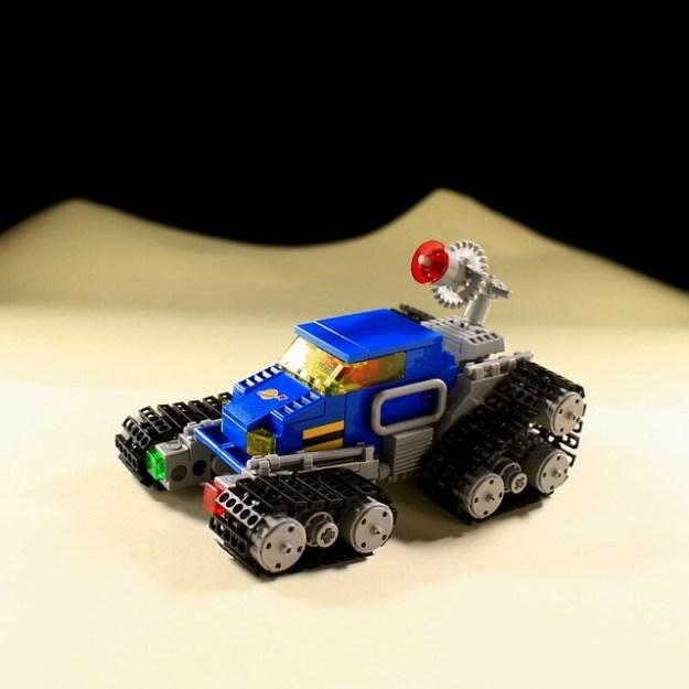 Space Crawler