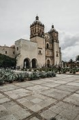 We end our journey with you here in Plaza Santo Domingo. We hope you've enjoyed Mexico through our eyes and senses!