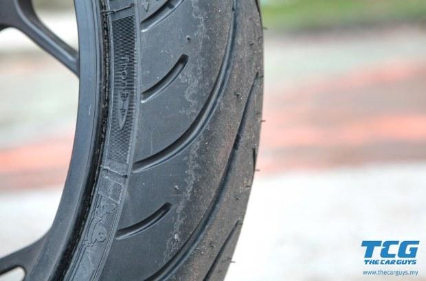 Michelin Pilot Street Radial (20)