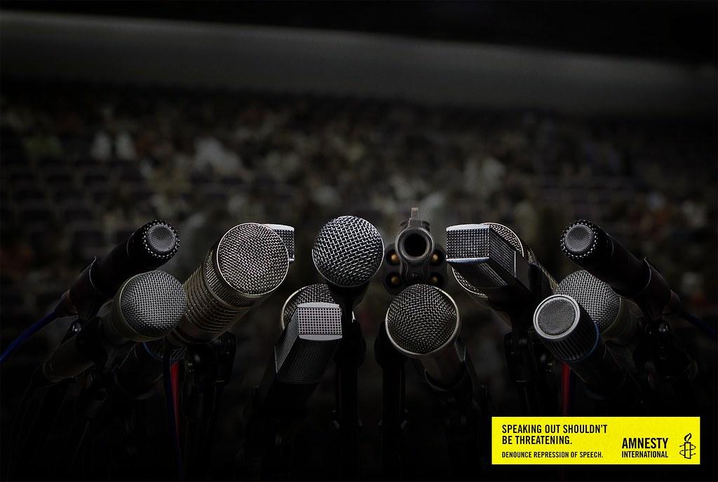 Amnesty International - Speak Out