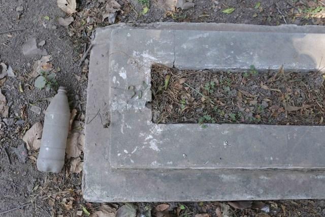 City List - The Everlasting Jews of Delhi, Jewish Cemetery