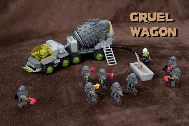 Gruel Wagon