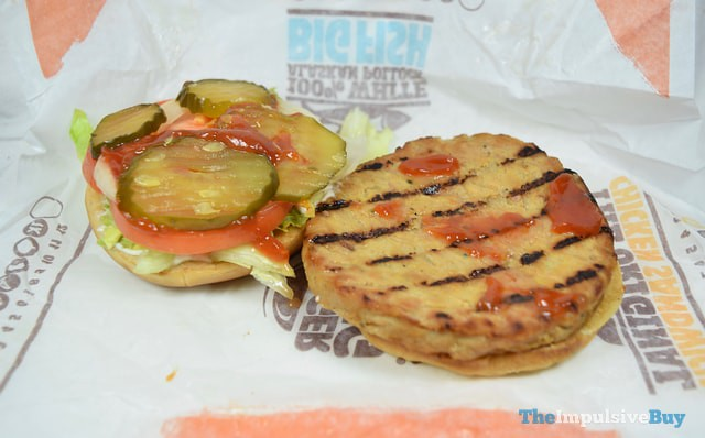 Burger King Chicken Burger 2