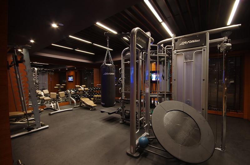 fitness centre - mandarin oriental hong kong