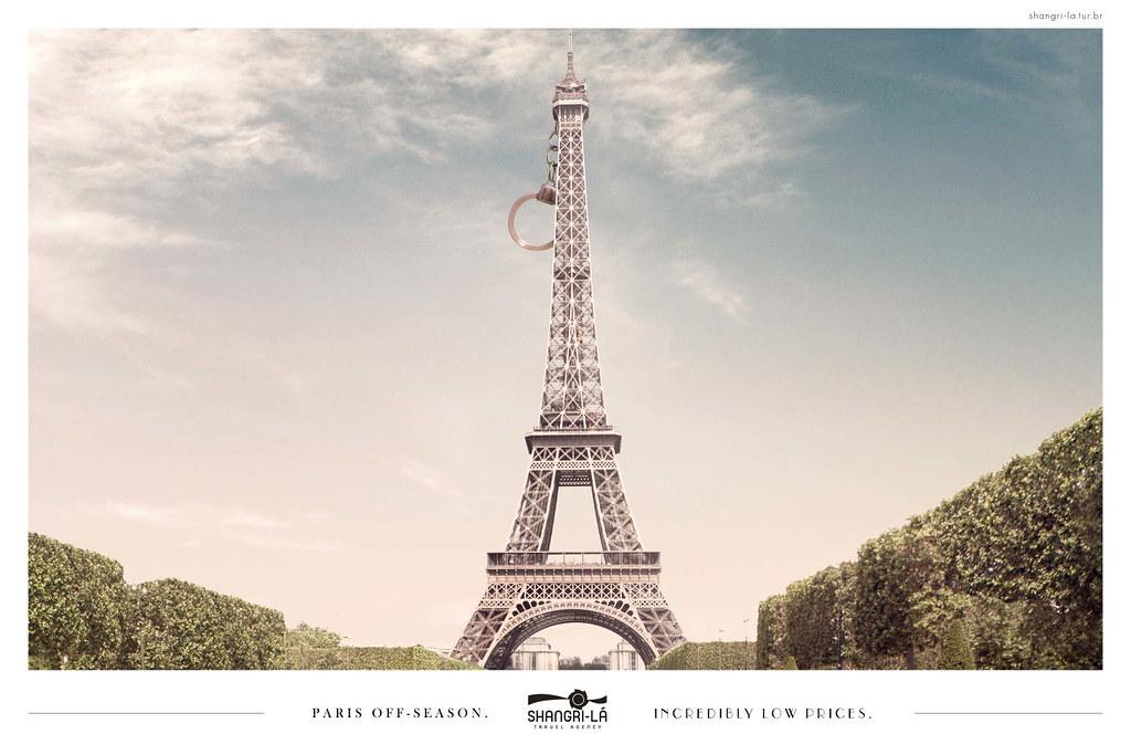 Shangri-Lá Travel Agency - Paris