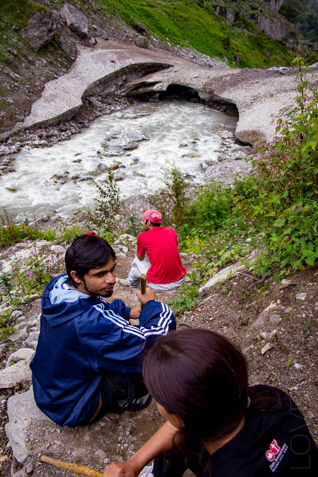 Trek to the Valley of Flowers
