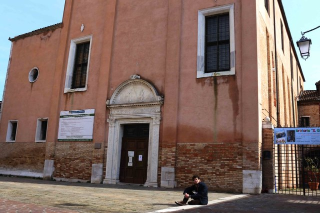 City Faith - Angelo Grossi's Churches, Venice