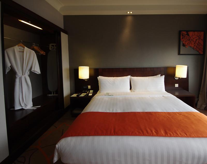 executive room - holiday inn singapore atrium
