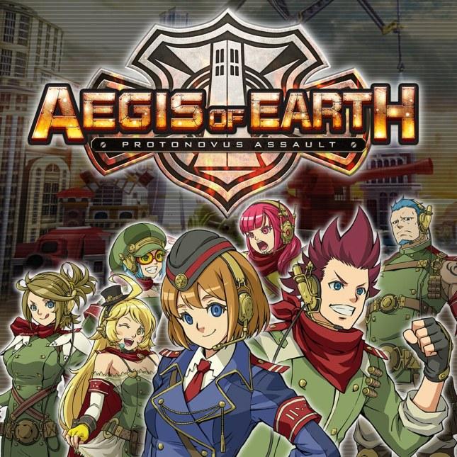 Aegis of Earth: Protonovus Assault
