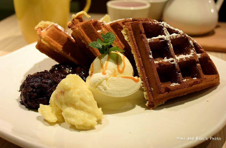 台中科博館早午餐In Cafe 浸在咖啡06