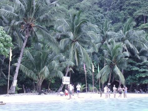 dicantuman beach coron palawan