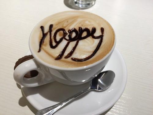 Happy Mocha