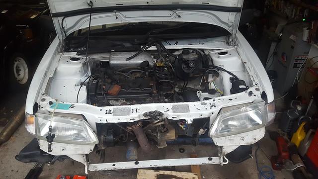 Peugeot 106 Rallye - project man maths - Page 3