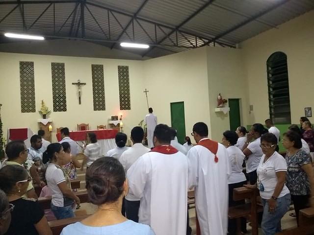 Noiteiros nos Festejos de São Vicente de Paulo 2018 em Cônego Marinho