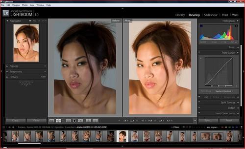 Lightroom Screenshot