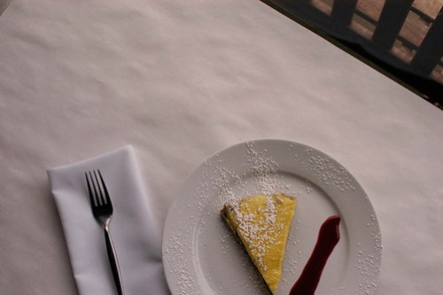 lemon curd tart II