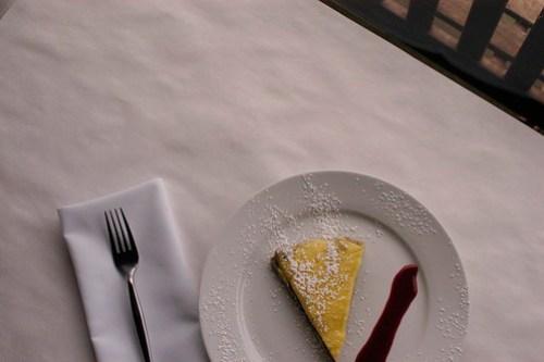 lemon curd tart II