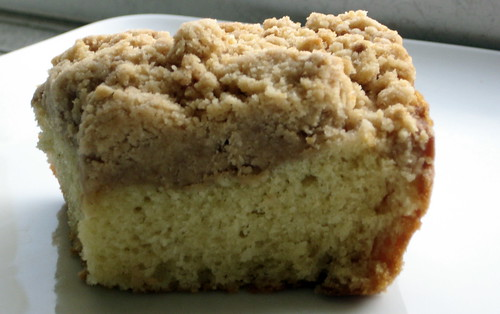 Crumb Cake for Breakfast