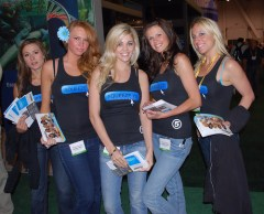 Las Vegas Promotional Models (Sin City Emme Girls 202 436 5114)