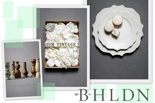 BHLDN: Weddings, Parties and Moodboards, By You!