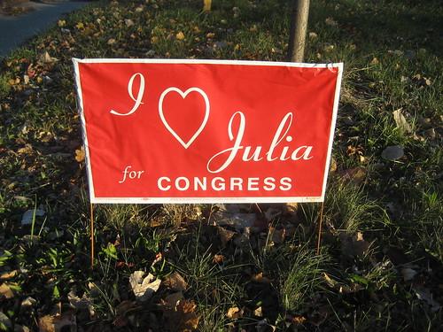 Julia Carson Tribute