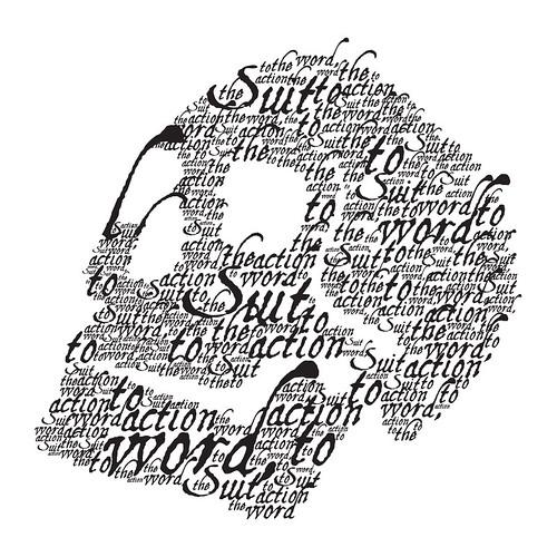 Hamlet Skull Interesting concept, love that it refers to Hamlet - tribute speech examples