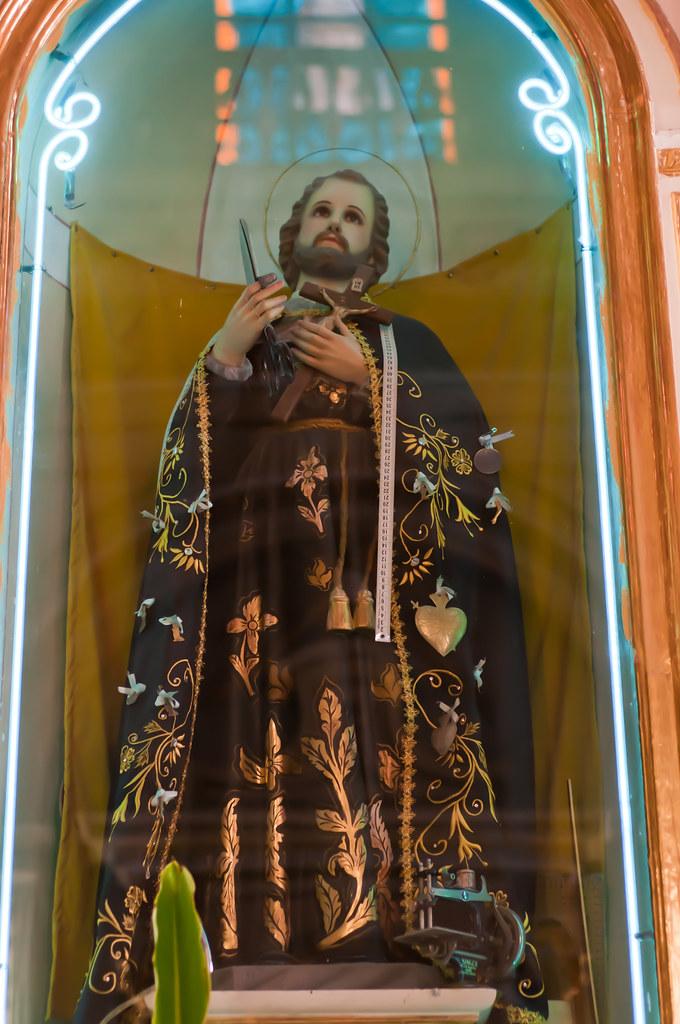 Sn Homobono - Patron Saint for designers