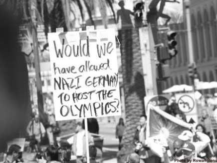 Would We Have Allowed Nazi Germany To Host The Olympic Games?