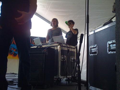 Men @ SXSW 2008