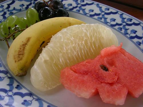 Breakfast @ Chaweng Beachcomber Hotel