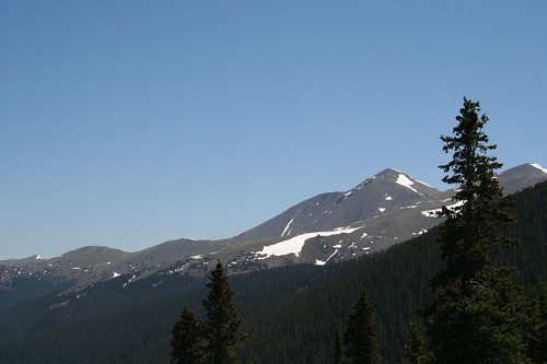view from the continental divide
