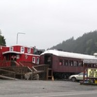 Mt. Rainier Railroad Dining