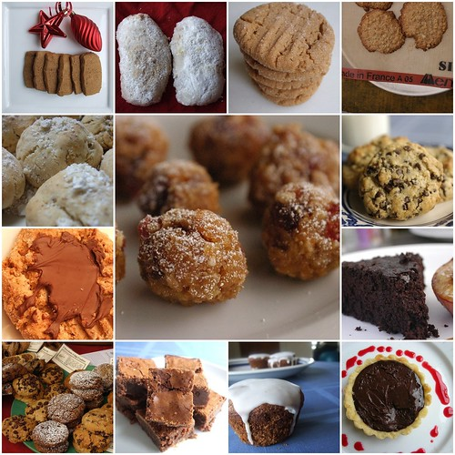 a bounty of gluten-free baked goods