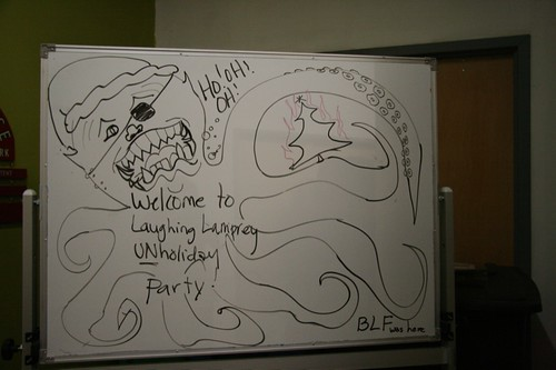 Laughing Squid's Last Minute Holiday Party