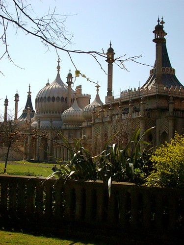 The Royal Pavilion Palace