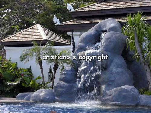 Resort falls - Koh Samui, Thailand