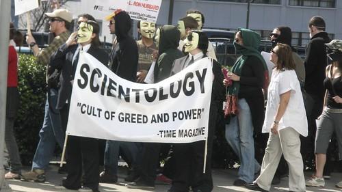 Anonymous vs. Scientology