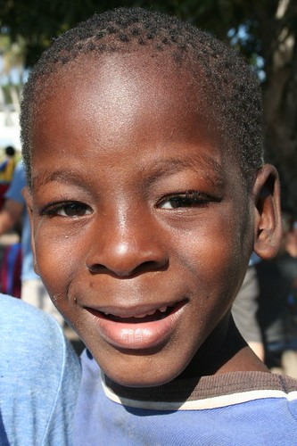 Mozambican children