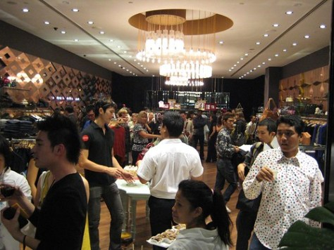 Ted Baker Opening 012