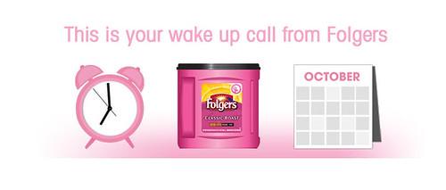 Folgers Wake Up Call